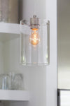Pendant light glass