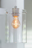 glass pendant lights uk