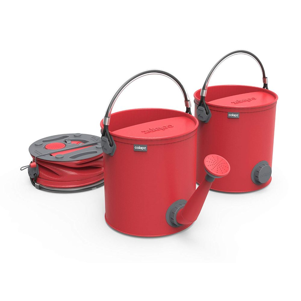 Collapsible 2-in-1 Watering Can