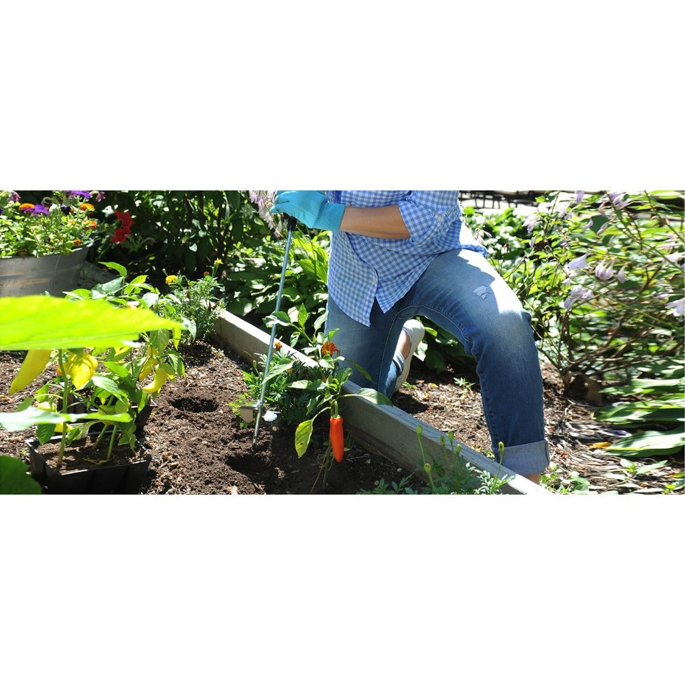 Drill Till - The Smartest Gardening Tool Kit for Weeding, Tilling and Bulb Planting