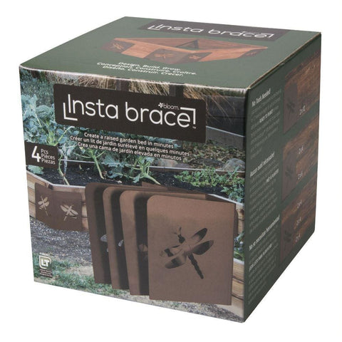 Bloom Instabrace 4-Pack Dragonfly - Garden