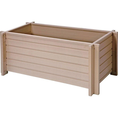 ecoChoice ecoFlex Rectangular Planter Box