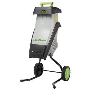 LawnMaster Electric Chipper Shredder