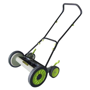 LawnMaster Reel Manual Push Mower 5 Blade 16 Inch