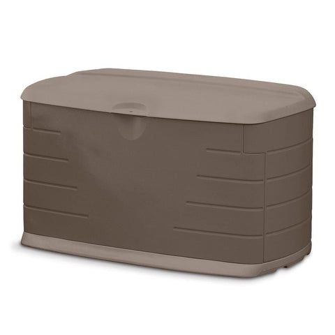 MED DECK BOX W SEAT