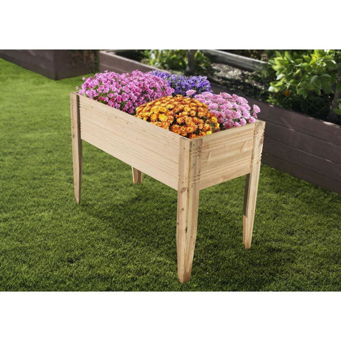 Raised Planter Box - Garden