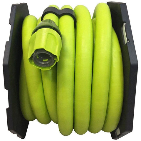 Sun Joe AJEXH50-SJG Expandable Lightweight Kink-Free Hose | 50-Foot · Quick Connectors