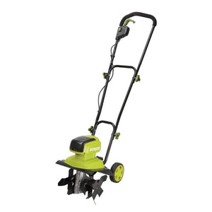 Sun Joe iON12TL-CT Cordless Garden Tiller/Cultivator | 12-Inch · 4 Amp | Core Tool Only