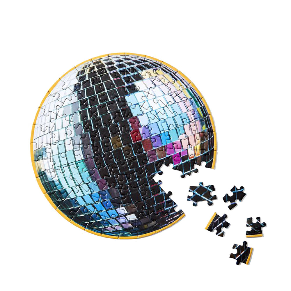 Little Puzzle Thing Disco Ball