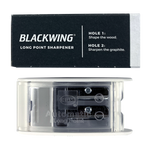 Blackwing Longpoint Pencil Sharpener White