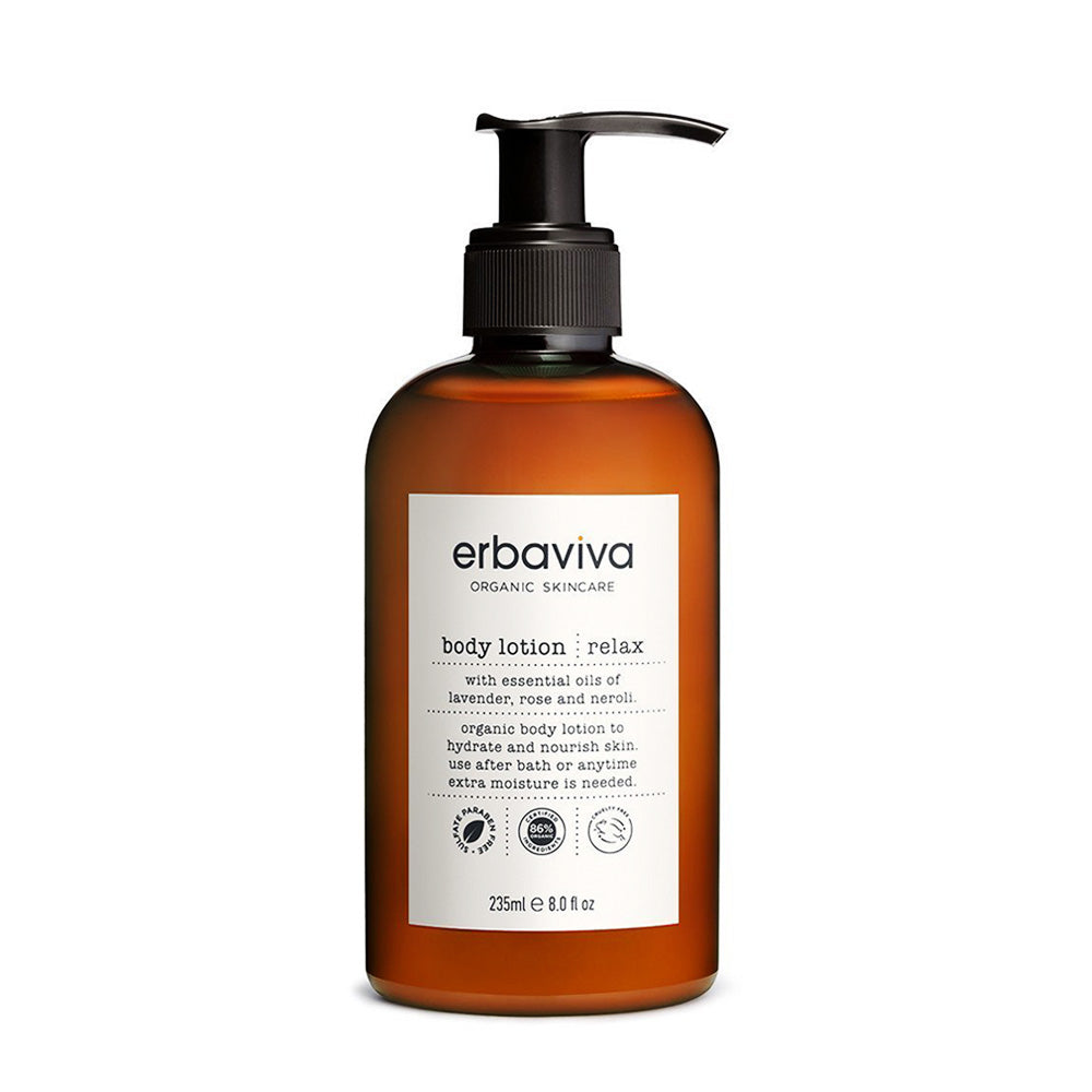 Erbaviva Body Lotion Relax