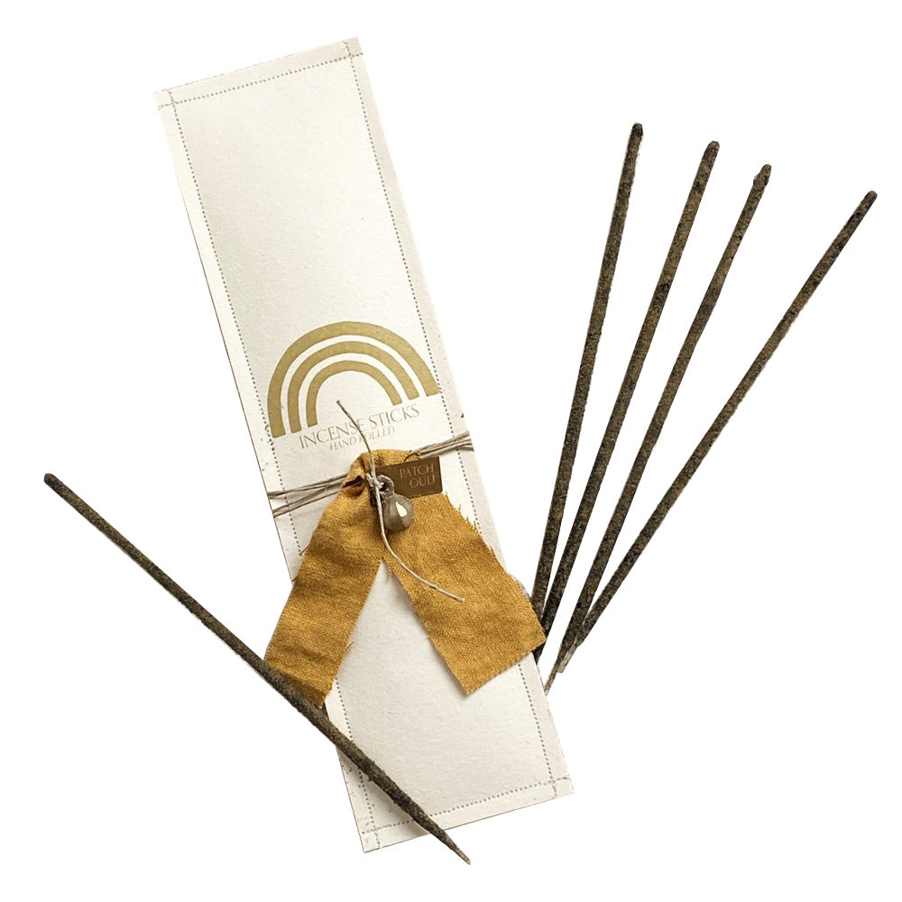Catherine Rising Incense Sticks in Grey Copal