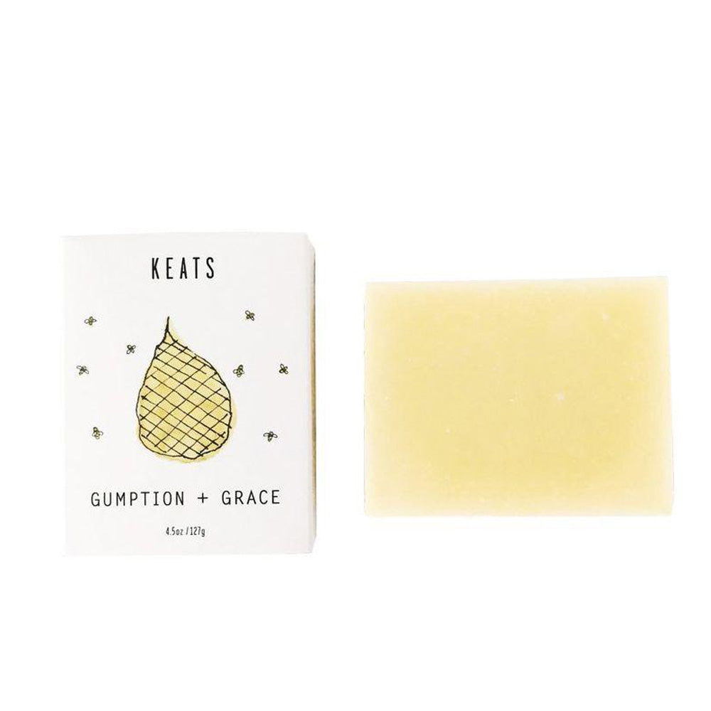 Keats Soap Gumption & Grace