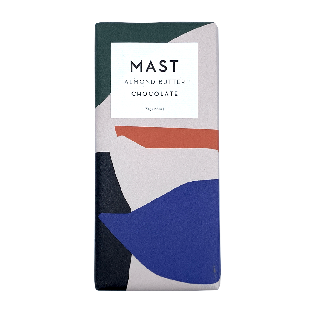 Mast Brothers Chocolate Almond Butter