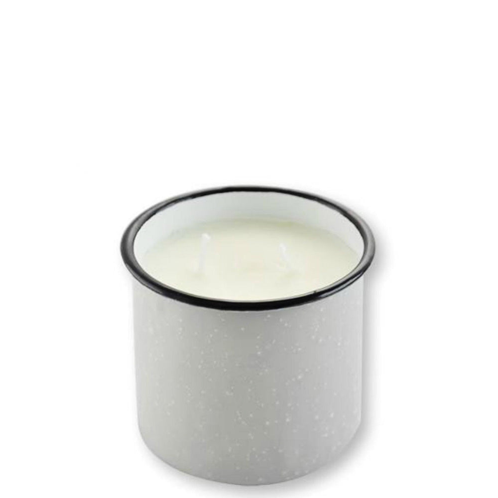 Paddywax Wildflowers & Birch Enamelware Candle 9.5oz