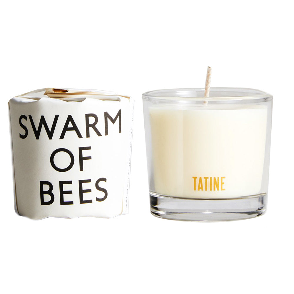 Tatine Swarm of Bees Tisane 2oz Votive Candle