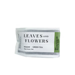 Leaves and flowers Ancient Mountain Green Tea 2oz Rice Paper Pouch