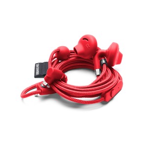 UrbanEars Ear Buds Sumpan Tomato Red