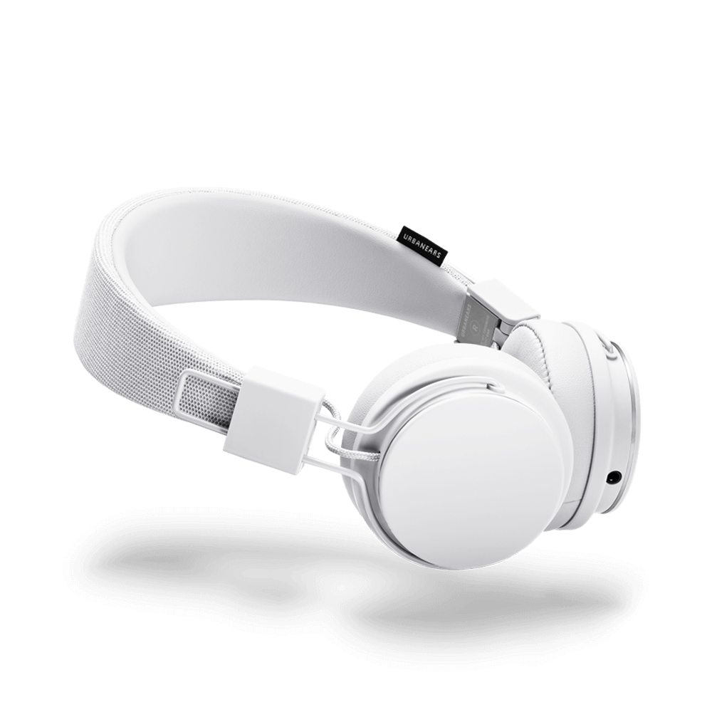 UrbanEars Headphones Plattan 2 True White