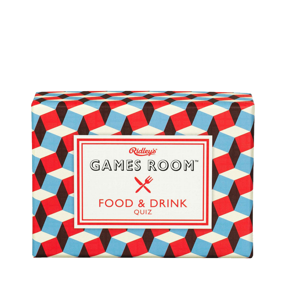 Games Rooms Food & Drink Quiz