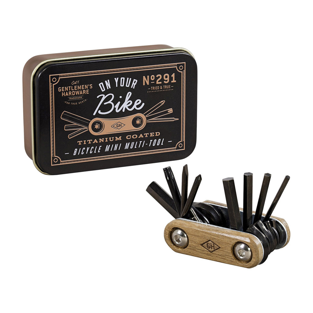 Gentlemen's Hardware Pocket Bicycle Multi-Tool
