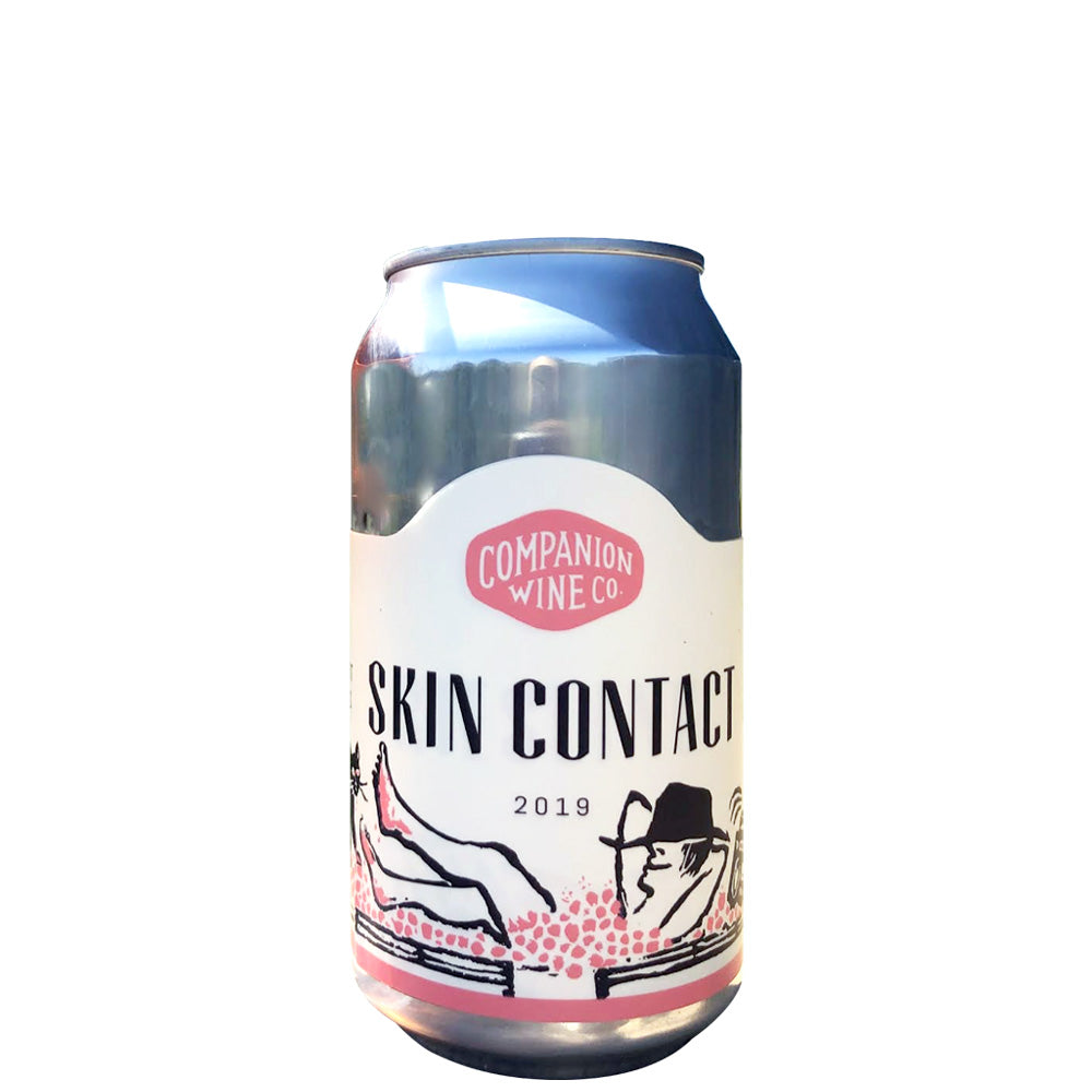 Companion Wine Company 2019 Skin Contact 375 ml Can
