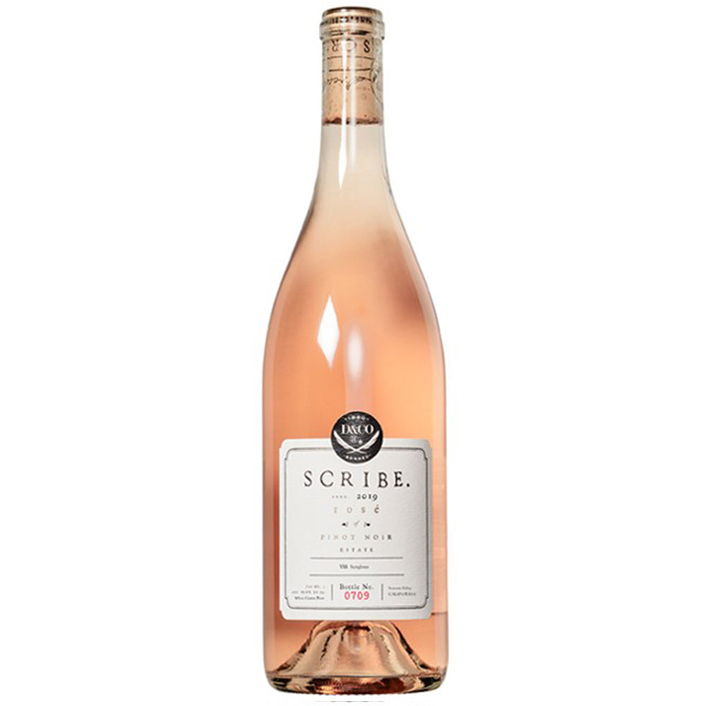 Scribe Winery 2019 Rosé of Pinot Noir