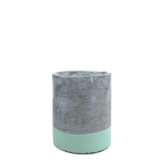 Paddywax Concrete Candle Mint Sea Salt & Sage 3.5oz