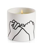 Paddywax Pinky Promise Wild Fig and Cedar Candle