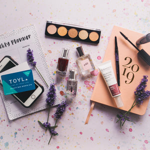 September's Beauty Box