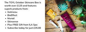 Beauty subscription box for midlife women