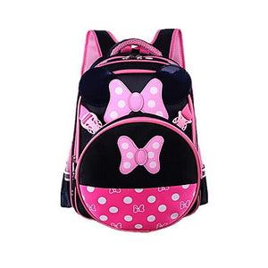 Children's Bags Special Material Kids' Bag for Casual All Seasons Black Blushing Pink Purple Fuchsia