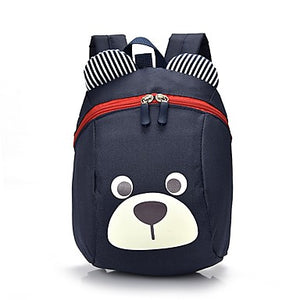 Unisex Bags Oxford Cloth Kids' Bag Bear Blushing Pink / Dark Blue / Sky Blue