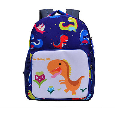 Unisex Bags Oxford Cloth Kids' Bag Pattern / Print Yellow / Fuchsia / Royal Blue