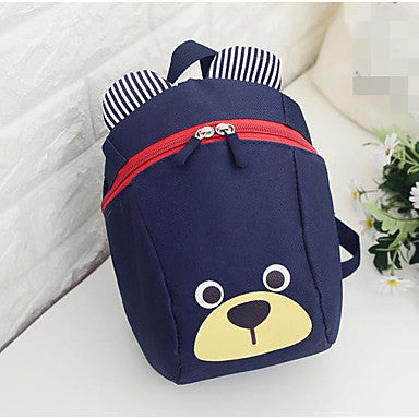 Bags Nylon Kids' Bag Zipper for Casual Red / Dark Blue / Fuchsia