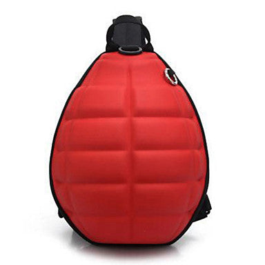 Unisex Bags Polyester / PU(Polyurethane) Kids' Bag Zipper Black / Red / Gray
