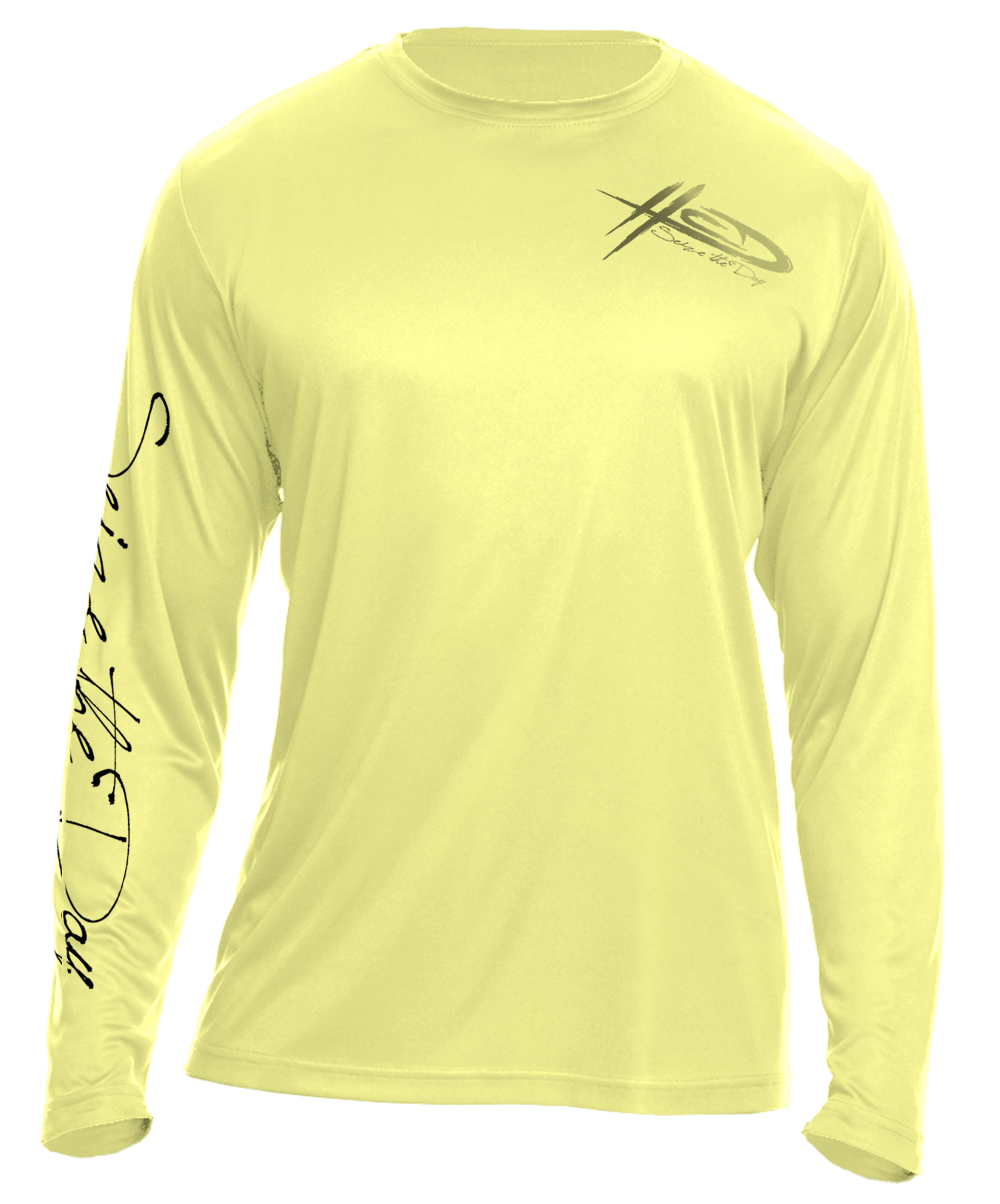 afee9f8c The Silver King - UV Sun Protection Shirt - Long Sleeve UPF 30 - Hooked  Carpe Diem