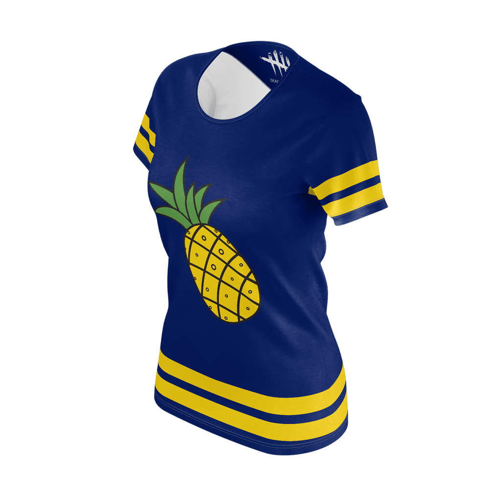 Nea Pineapple Shirt - Women's
