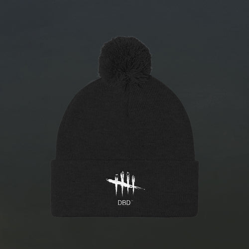 Dead by Daylight Pom Beanie