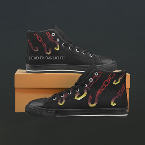 Dead by Daylight Hooks Men's High Top Shoes