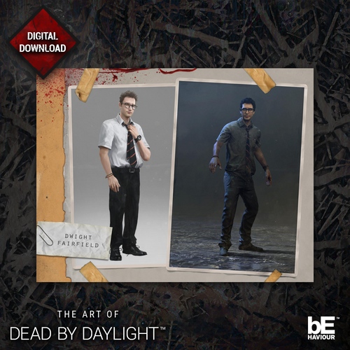The Art of Dead By Daylight