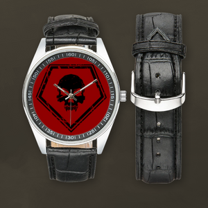 Killers Leather Watch - Men's