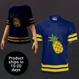Nea Pineapple Shirt - Mens