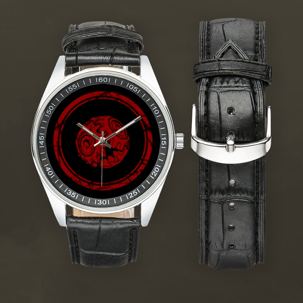 Survivors Leather Watch - Men's