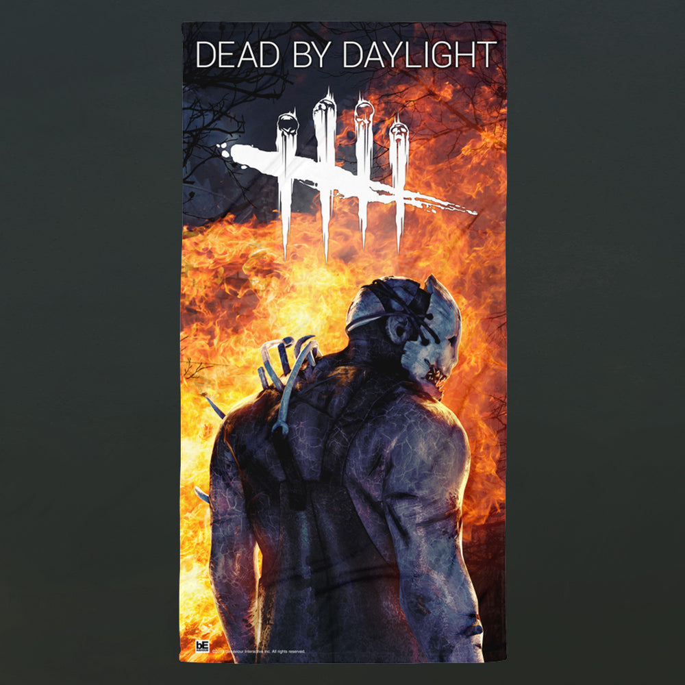Dead By Daylight Trapper Beach Towel