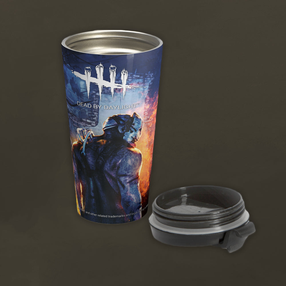 The Trapper Travel Mug