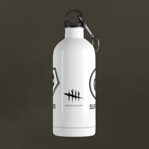 Killers and Survivors Water Bottle