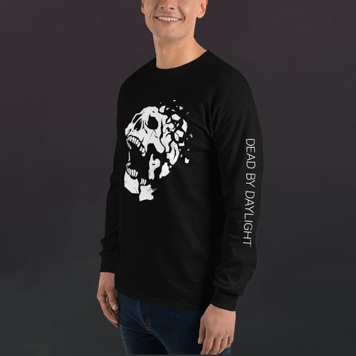Brutality Skull Long-Sleeve