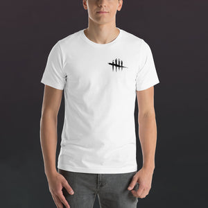 DBD Back Short-Sleeve Unisex T-Shirt White