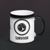 Killers & Survivors Magic Mug